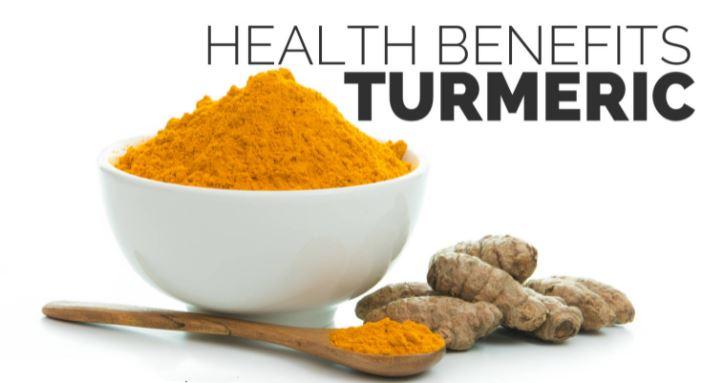 Turmeric has many benefits